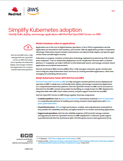 Simplify Kubernetes Adoption -TechProspect Simplify Kubernetes Adoption -TechProspect