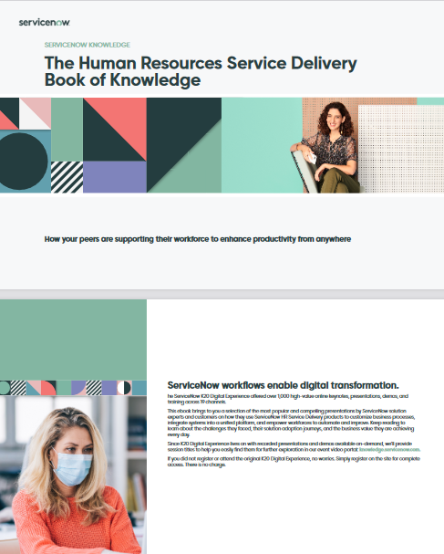 The Human Resources Service Delivery Book of Knowledge -TechProspect The Human Resources Service Delivery Book of Knowledge -TechProspect
