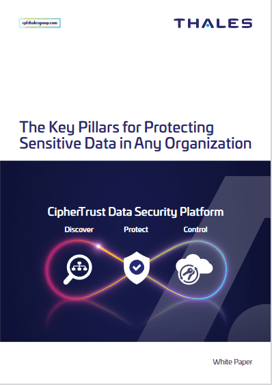 The Key Pillars for Protecting Sensitive Data in Any Organization -TechProspect The Key Pillars for Protecting Sensitive Data in Any Organization -TechProspect