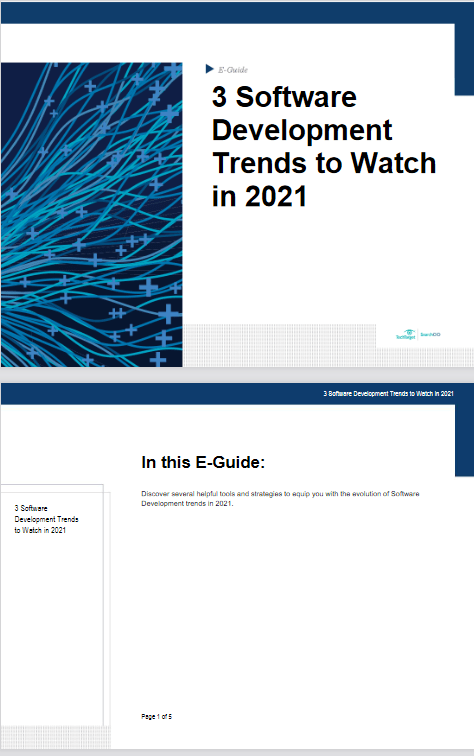 3 Software Development Trends to Watch in 2021 -TechProspect 3 Software Development Trends to Watch in 2021 -TechProspect