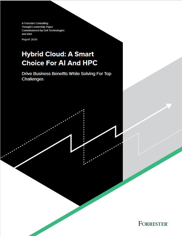 Hybrid Cloud: A Smart Choice For AI and HPC -TechProspect Hybrid Cloud: A Smart Choice For AI and HPC -TechProspect
