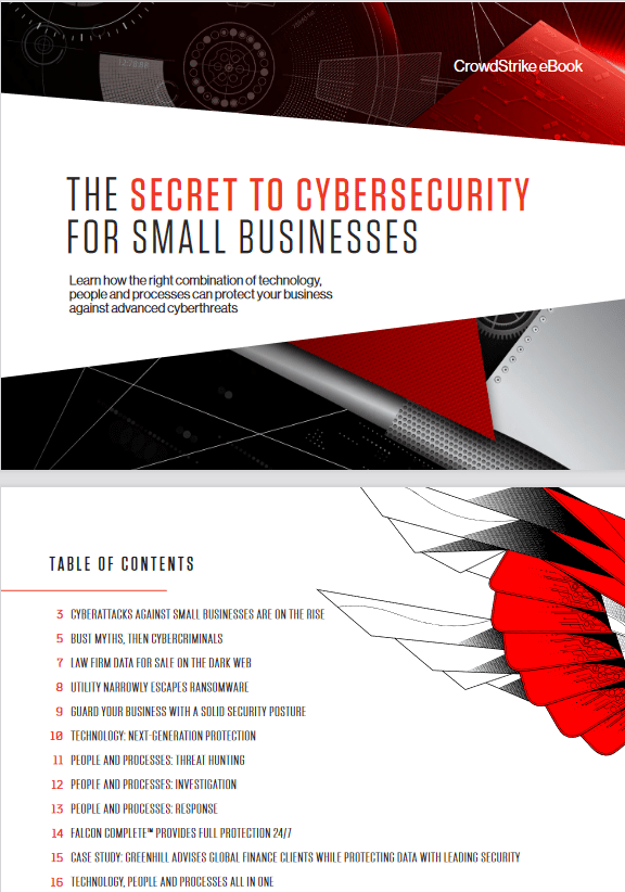 The Secret to Cybersecurity for Small Businesses -TechProspect The Secret to Cybersecurity for Small Businesses -TechProspect