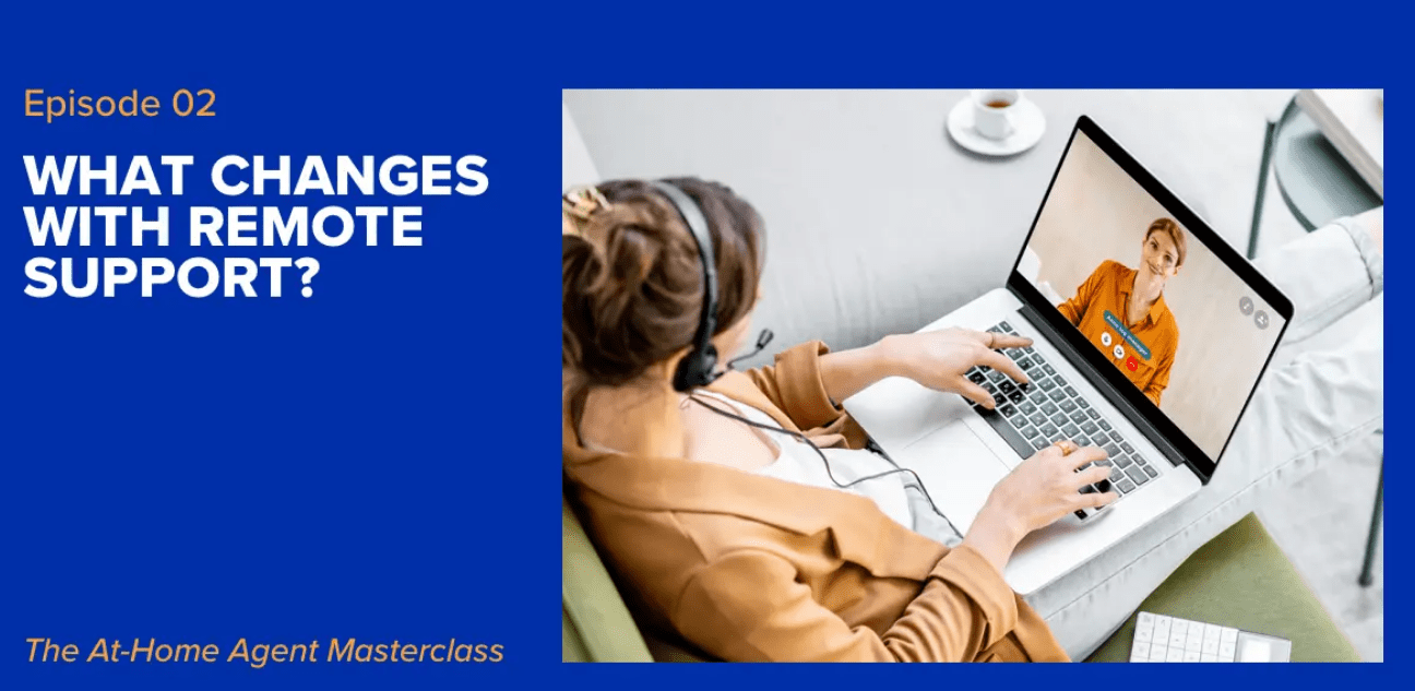 What Changes with Remote Support? -TechProspect What Changes with Remote Support? -TechProspect