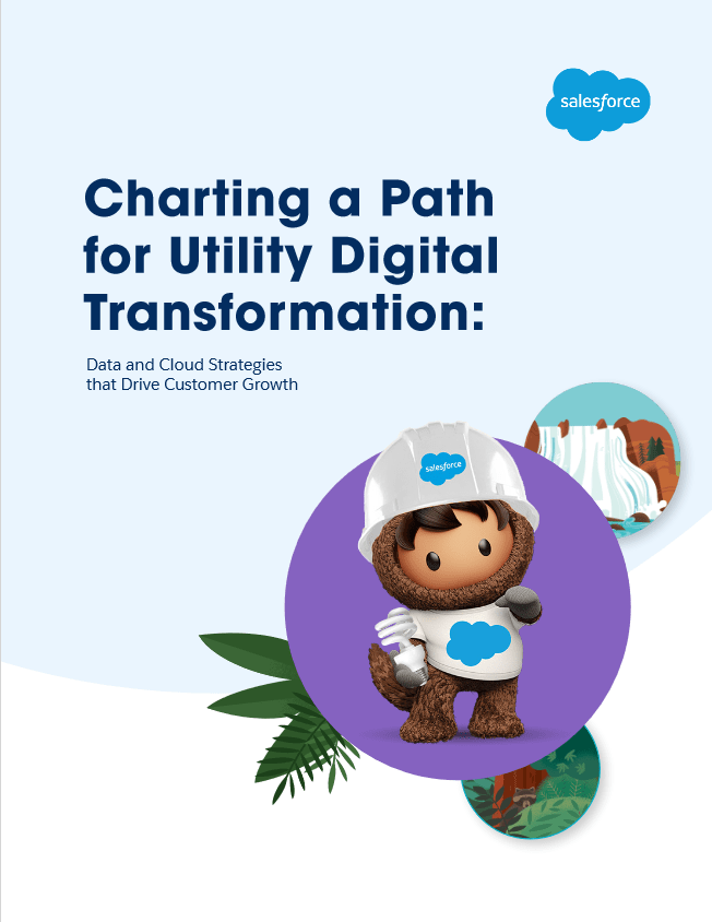Charting a Path for Utility Digital Transformation: Data and Cloud Strategies that Drive Customer Growth -TechProspect Charting a Path for Utility Digital Transformation: Data and Cloud Strategies that Drive Customer Growth -TechProspect