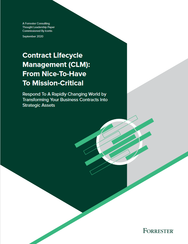 Contract Lifecycle Management (CLM): From Nice-To-Have To Mission-Critical -TechProspect Contract Lifecycle Management (CLM): From Nice-To-Have To Mission-Critical -TechProspect