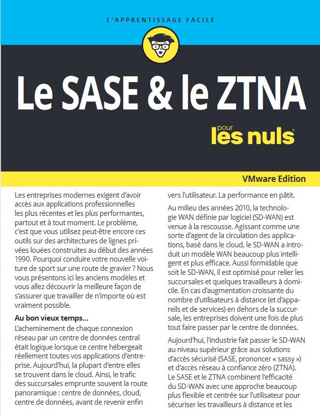 SASE & ZTNA for Dummies -TechProspect SASE & ZTNA for Dummies -TechProspect