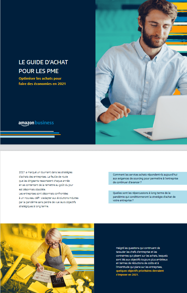 Le guide d'achat pour les PME -TechProspect Le guide d'achat pour les PME -TechProspect