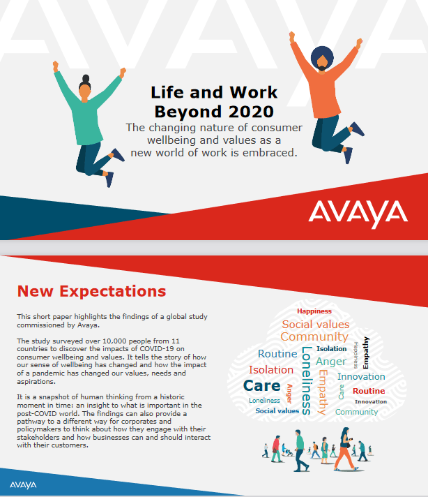 Life and Work Beyond 2020 -TechProspect Life and Work Beyond 2020 -TechProspect