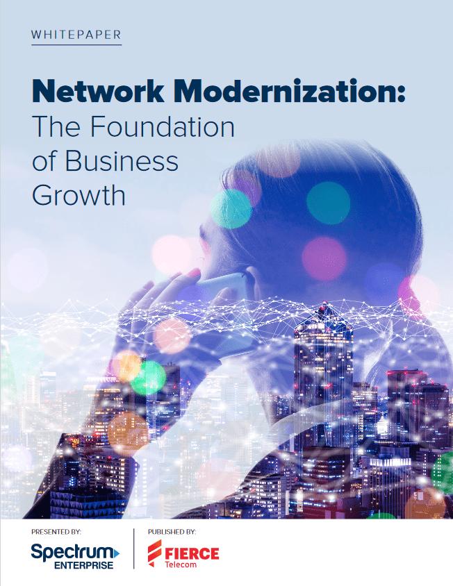 Network Modernization: The Foundation of Business Growth -TechProspect Network Modernization: The Foundation of Business Growth -TechProspect