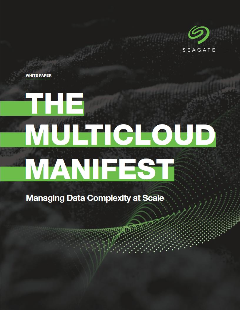 The Multicloud Manifest: Managing Data Complexity at Scale -TechProspect The Multicloud Manifest: Managing Data Complexity at Scale -TechProspect