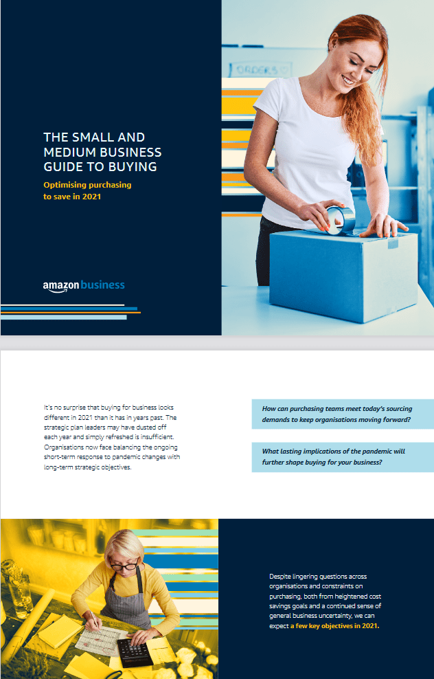 The Small and Medium Business Guide to Buying -TechProspect The Small and Medium Business Guide to Buying -TechProspect