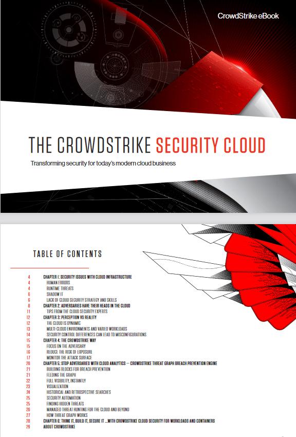 The Crowdstrike Security Cloud -TechProspect The Crowdstrike Security Cloud -TechProspect