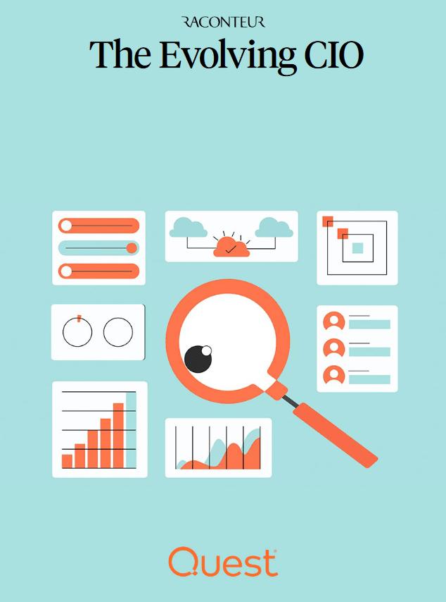 The Evolving CIO – Raconteur Report -TechProspect The Evolving CIO – Raconteur Report -TechProspect