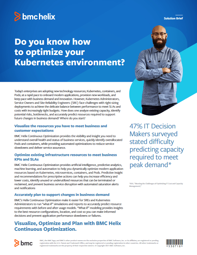 Do You Know How to Optimize Your Kubernetes Environment? -TechProspect Do You Know How to Optimize Your Kubernetes Environment? -TechProspect