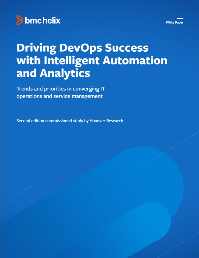 Driving DevOps Success with Intelligent Automation and Analytics -TechProspect Driving DevOps Success with Intelligent Automation and Analytics -TechProspect