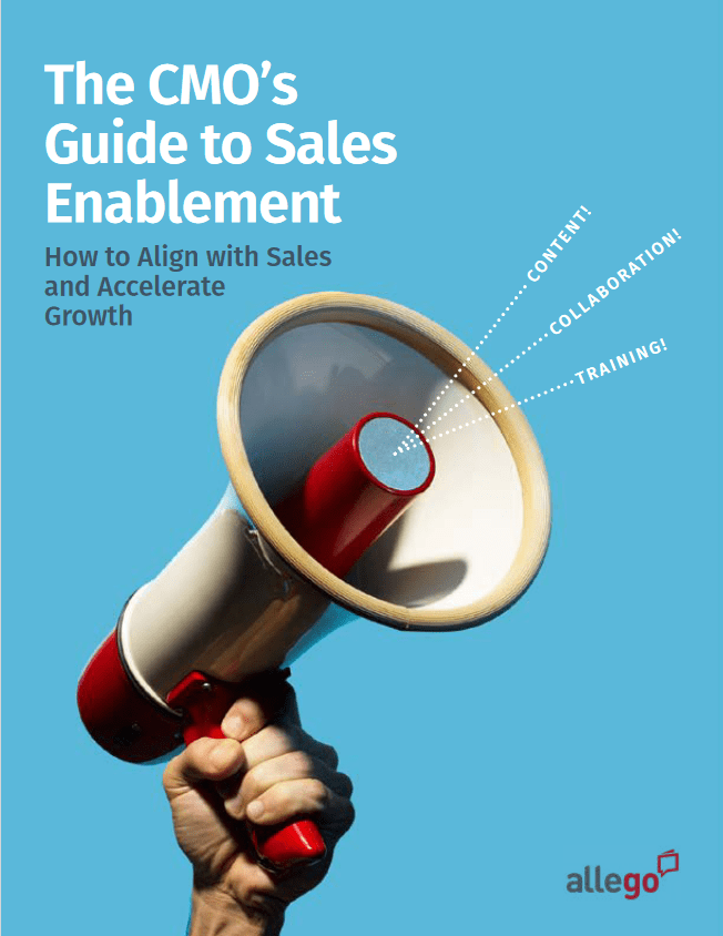 The CMO's Guide to Sales Enablement -TechProspect The CMO's Guide to Sales Enablement -TechProspect
