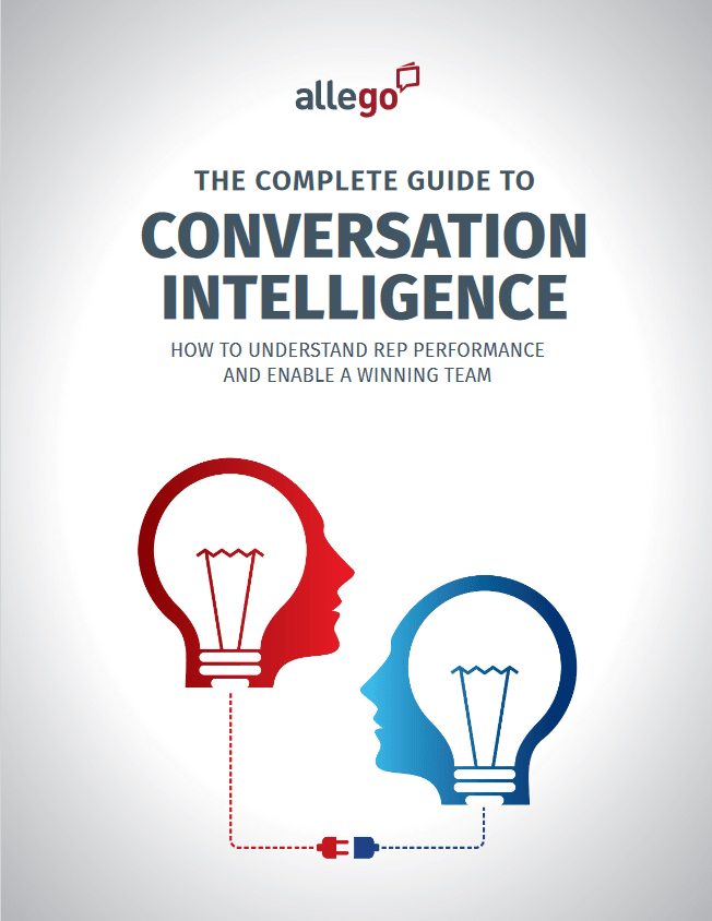 The Complete Guide Conversation Intelligence -TechProspect The Complete Guide Conversation Intelligence -TechProspect