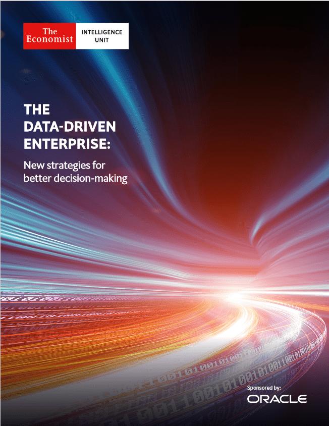 The Data-driven Enterprise: New Strategies Forbetter Decision-making -TechProspect The Data-driven Enterprise: New Strategies Forbetter Decision-making -TechProspect
