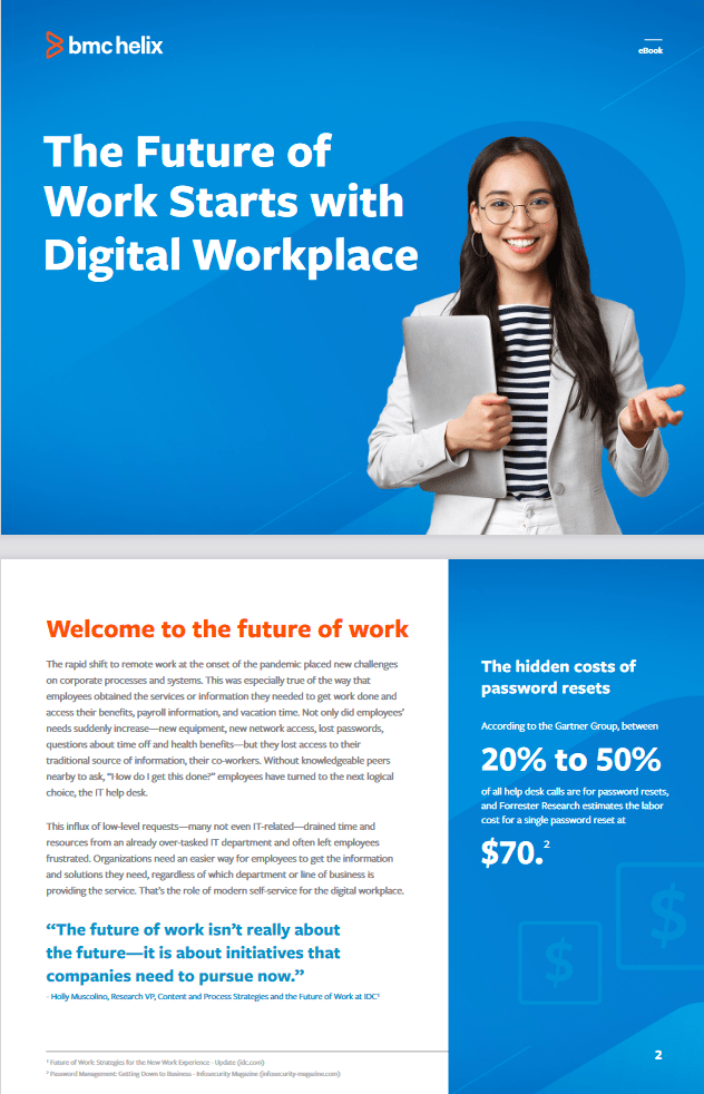 The Future of Work Starts with Digital Workplace -TechProspect The Future of Work Starts with Digital Workplace -TechProspect