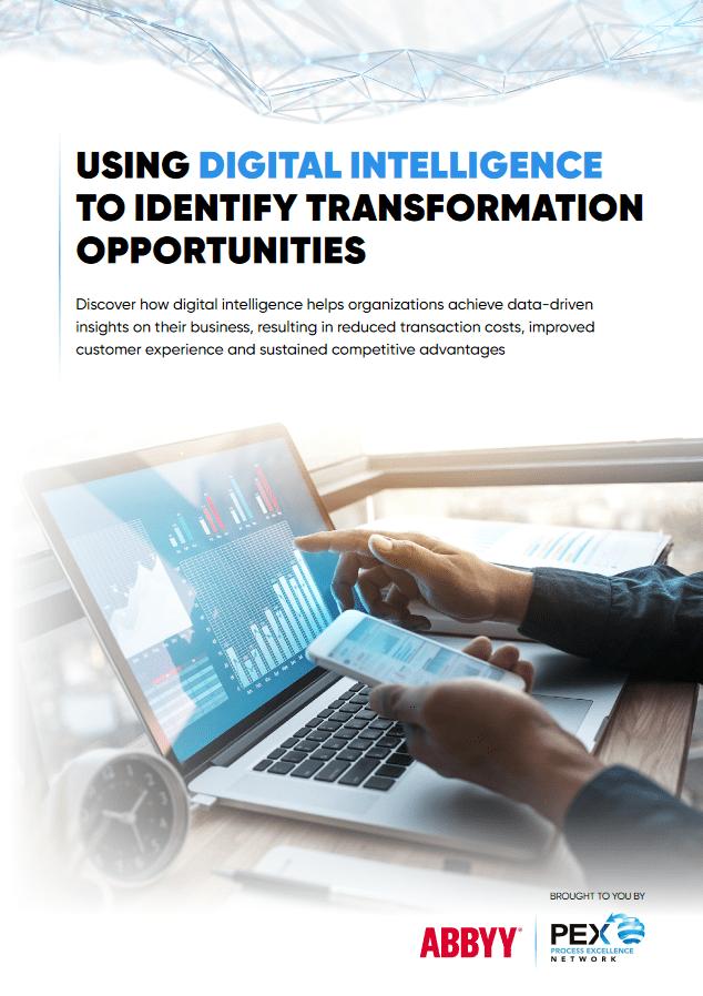 Using Digital Intelligence to Identify Transformation Opportunities -TechProspect