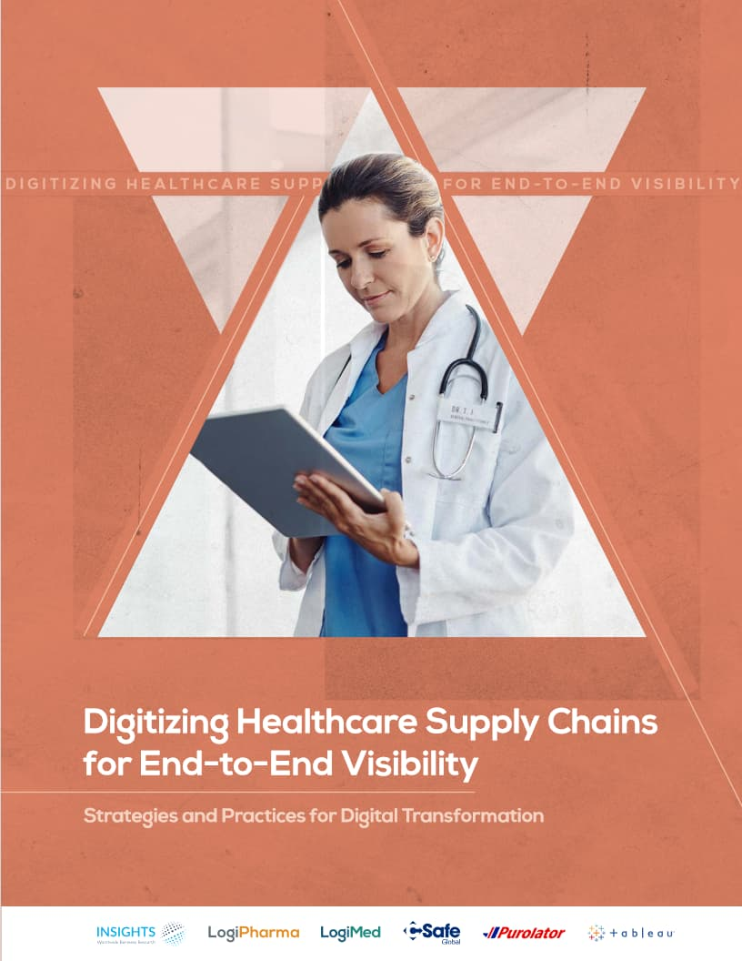 Digitizing Healthcare Supply Chains for End-to-End Visibility -TechProspect Digitizing Healthcare Supply Chains for End-to-End Visibility -TechProspect